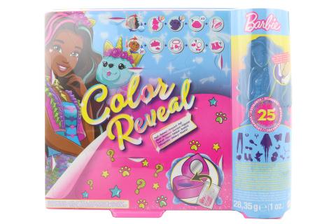 Barbie Color reveal fantasy jednorožec GXV95  TV 1.4.-30.6.2021