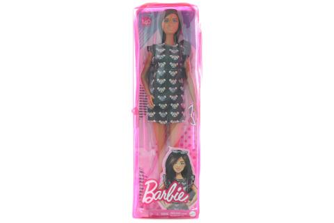 Barbie Modelka - džínové šaty s hvězdičkami GYB01 TV 1.4.- 30.6.