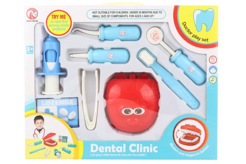 Zubařská sada