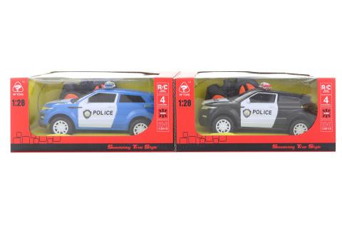 Auto policejní na dálkové ovládání