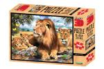 3D Puzzle Lví rodinka 500 dílků