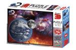 3D Puzzle Vesmír 500 dílků