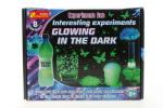 Zajímavé experimenty světélkování ve tmě